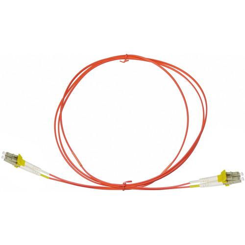 NTW net-Lock LC/LC Fiber Patch Cable OM2 NLKLCLC-06MD5R