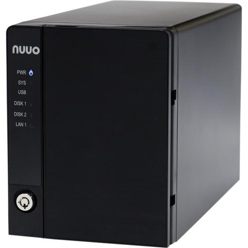 NUUO NVRmini2 NE-2040 NVR and Server NE-2040-US-2T-2