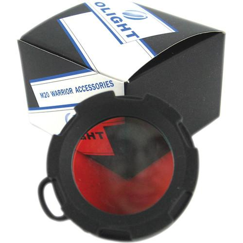 Olight FM20 Red Filter for Select Flashlights M20-RED-FILTER