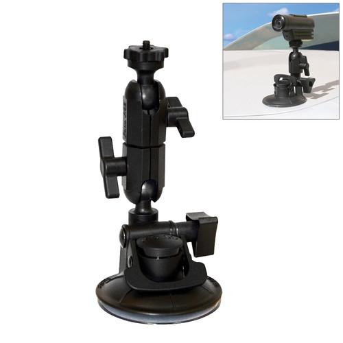 PANAVISE ActionGrip 3-N-1 Suction Cup Camera Mount 13150