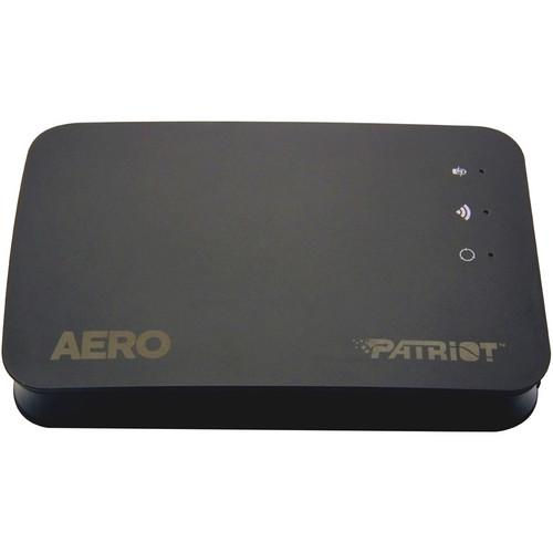 Patriot PCGTW500S AERO Wireless Mobile Drive (500GB) PCGTW500S