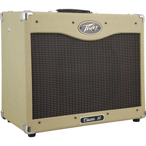 Peavey Classic 30 112 Tube Combo Amplifier 03602930