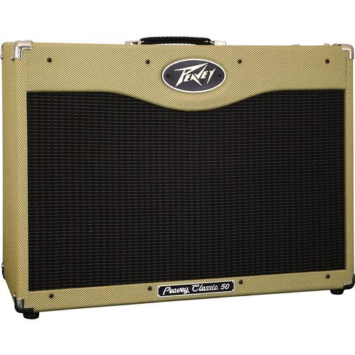 Peavey Classic 50 212 Tube Guitar Amplifier 03323550