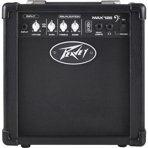 Peavey  Max 126 Bass Combo Amplifier 03608290