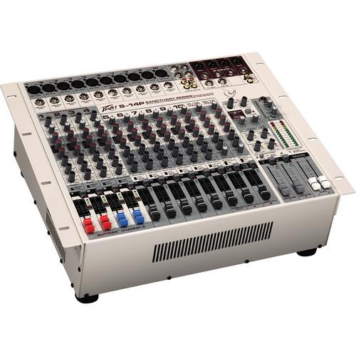 Peavey  S-14P 12-Channel Powered Mixer 00511290