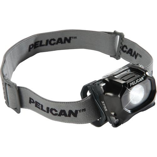 Pelican 2755 LED Headlight (Black) 027550-0100-110