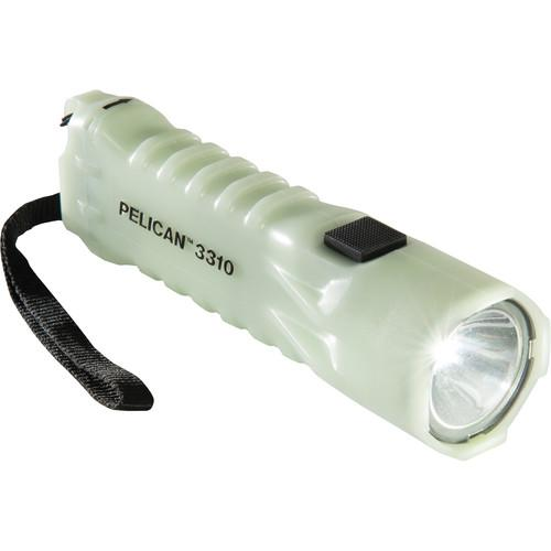 Pelican 3310 Photoluminescent LED Flashlight 033100-0100-247