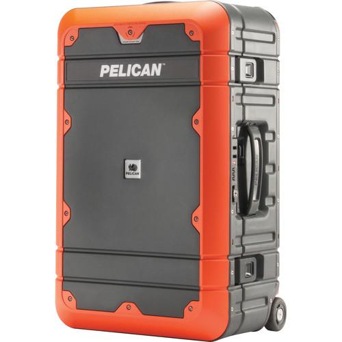 Pelican BA22 Elite Carry-On Luggage LG-BA22-GRYORG