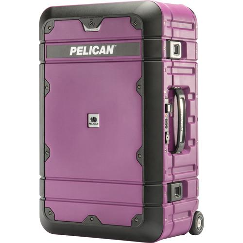 Pelican EL22 Elite Carry-On Luggage with Enhanced LG-EL22-PLUBLK