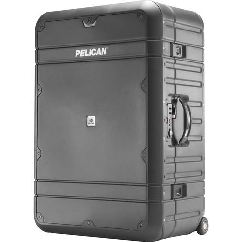 Pelican EL30 Elite Vacationer Luggage LG-EL30-GRYBLK