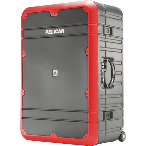 Pelican EL30 Elite Vacationer Luggage LG-EL30-GRYRED