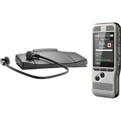 Philips DPM6700 Pocket Memo Dictation Voice Recorder DPM6700/00