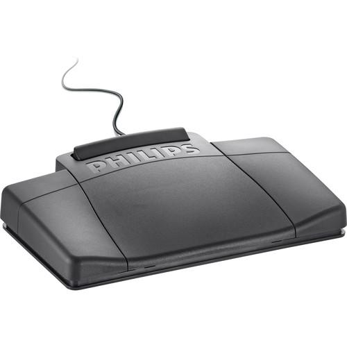 Philips LFH2210 Transcription Foot Pedal for Analog LFH2210