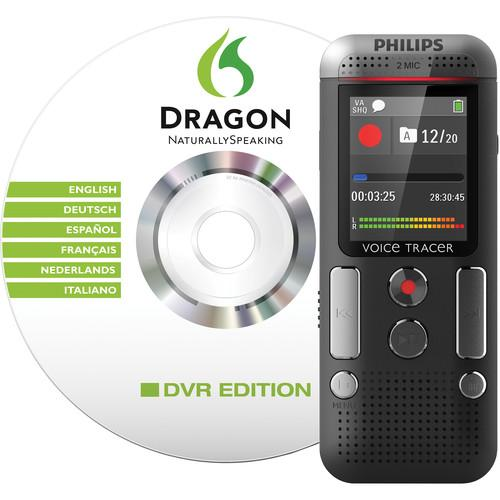 Philips Voice Tracer 2700 Digital Voice Recorder DVT2700/00