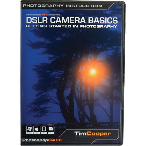 PhotoshopCAFE DVD-ROM: DSLR Camera Basics: Getting DSLBASICS
