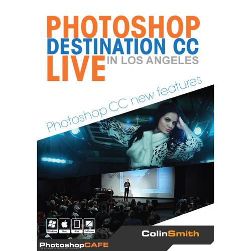 PhotoshopCAFE DVD-ROM: Photoshop Destination CC DESTINATION CC