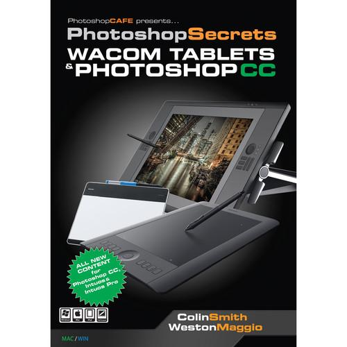 PhotoshopCAFE DVD-ROM: Wacom Tablets and Photoshop CC WACOMCC