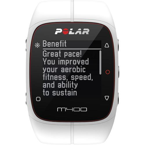Polar M400 Sports Watch with GPS & Heart Rate 90051345