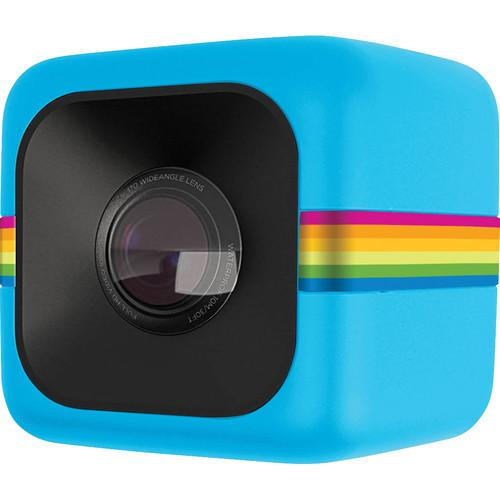 Polaroid Cube Lifestyle Action Camera (Blue) POLC3BL