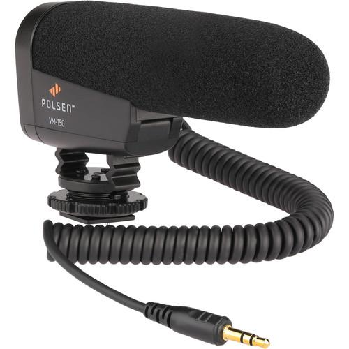 Polsen  VM-150 DSLR/Video Microphone VM-150