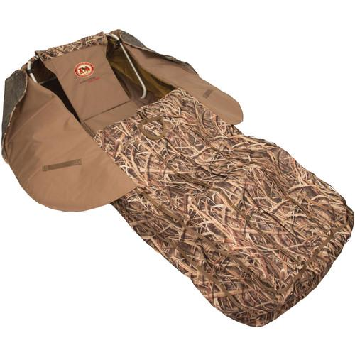 PRIMOS Express Blind for Hunting (Mossy Oak Blades) 431845
