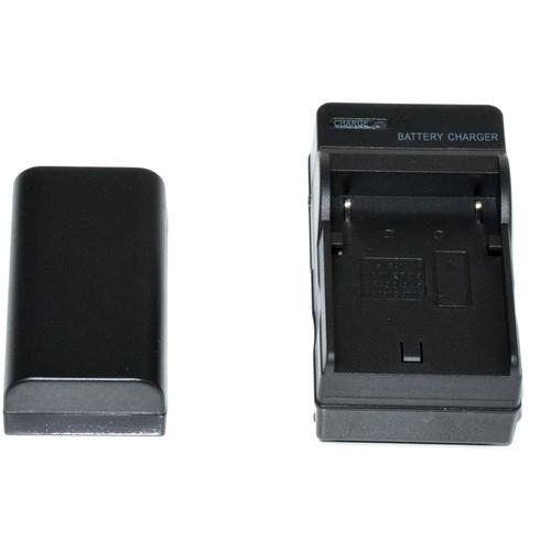 ProAm USA Canon BP-915 Equivalent 2000mAh Battery 7-BP915CHRG