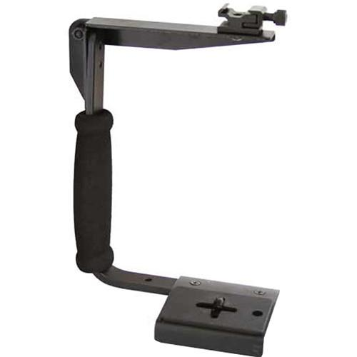 ProAm USA DSLR Handle Grip & Flash Bracket LH02