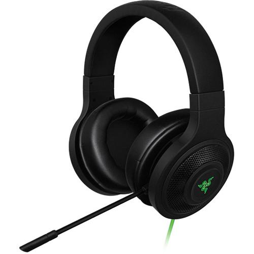Razer Kraken USB Over-Ear PC Headset (Black) RZ04-01200100-R3U1