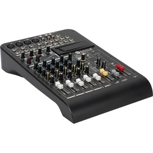 RCF LIVEPAD L-PAD 8CX 8-Channel Mixing Console LPAD 8CX