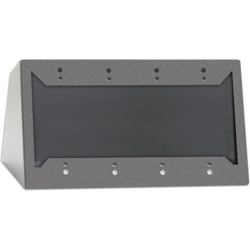 RDL DC-4G Desktop or Wall Mounted Chassis for 4 Decora DC-4G