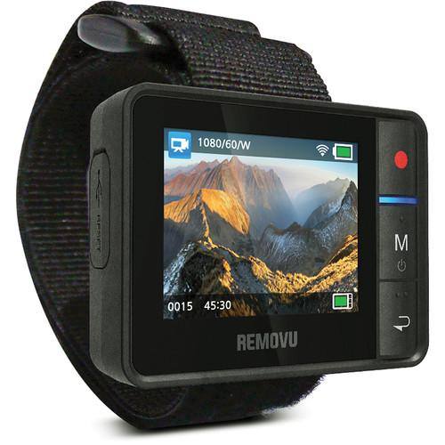 REMOVU R1 Live View Remote for GoPro HERO3 / HERO3  / RM-R1