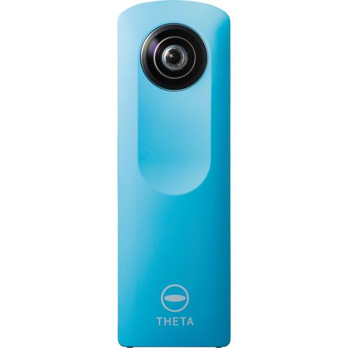 Ricoh Theta m15 Spherical Digital Camera (Blue) 910703
