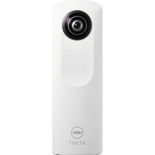 Ricoh Theta m15 Spherical Digital Camera (White) 910700
