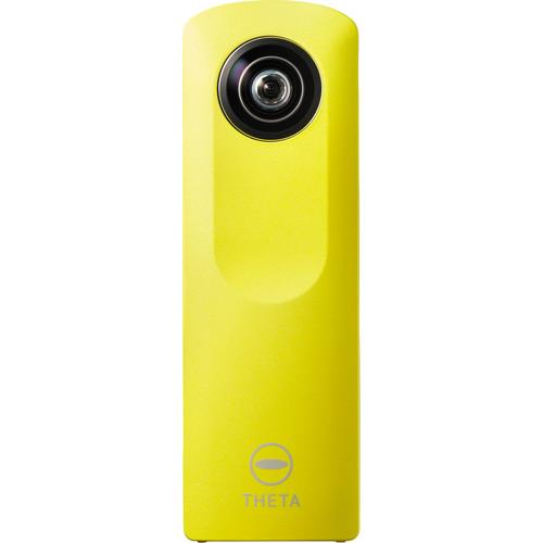 Ricoh Theta m15 Spherical Digital Camera (Yellow) 910702