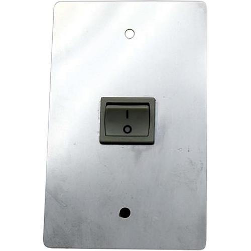 Rolls WS38 Wall Mount Plate with Control Switch WS38