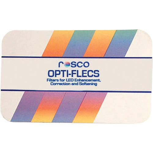 Rosco OPTI-FLECS Powder Frost Diffusion Filter 107891061060