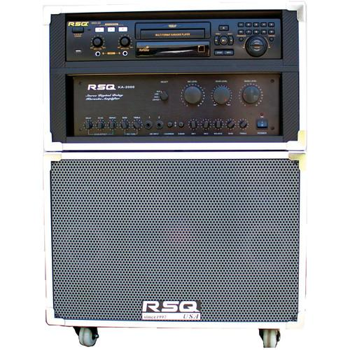 RSQ Audio J-Box II with NEO-22 Mobile Karaoke JBOXII22