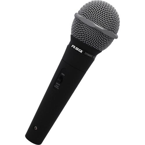 RSQ Audio  M-5 Professional Dynamic Microphone M5
