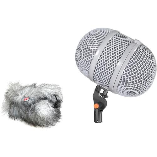 Rycote Stereo Windshield WS AC MS Kit (No Connbox) 086022