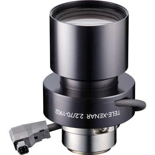 Schneider C-Mount 70mm f/2.2 Tele-Xenar Motorized 22-1061457