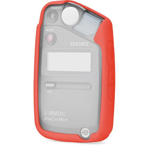 Sekonic Protective Skin for L-308 Meter (Red) 401-860