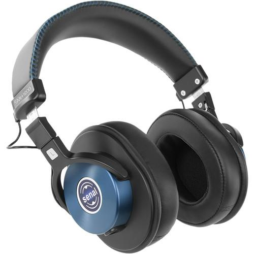 Senal SMH-1200 - Enhanced Studio Monitor Headphones SMH-1200-BL