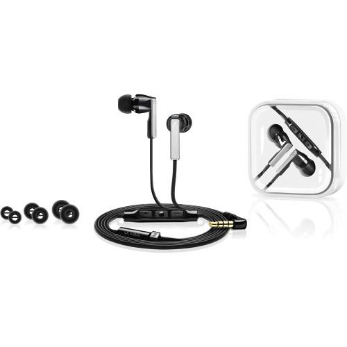Sennheiser CX 5.00G Earphones (Black, Samsung Galaxy) 506234