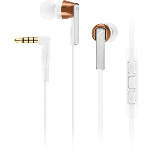 Sennheiser CX 5.00I Earphones (White, Apple iOS) 506247