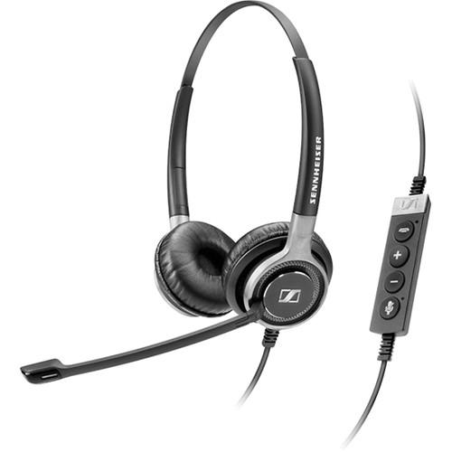 Sennheiser SC 660 USB CTRL Binaural Office Headset 504555