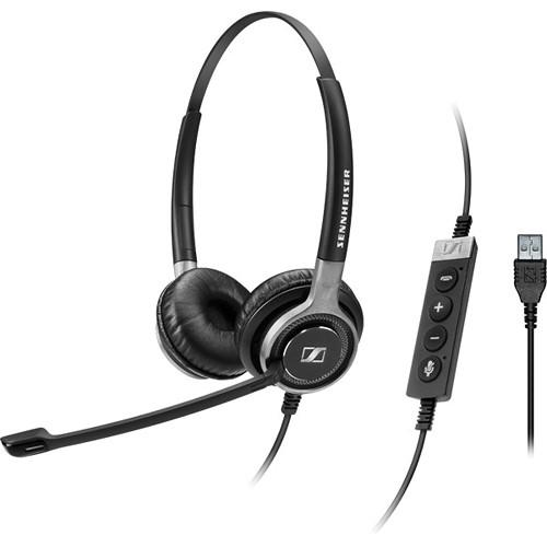 Sennheiser SC 660 USB ML Office Dual-Sided Headset 504553