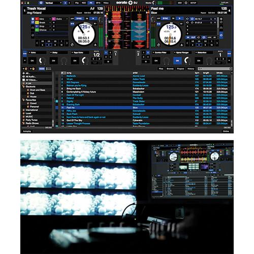 Serato Serato DJ and Serato Video Bundle 10-15214