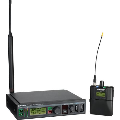 Shure PSM900 UHF Personal Monitoring System Kit P9TRA-L6