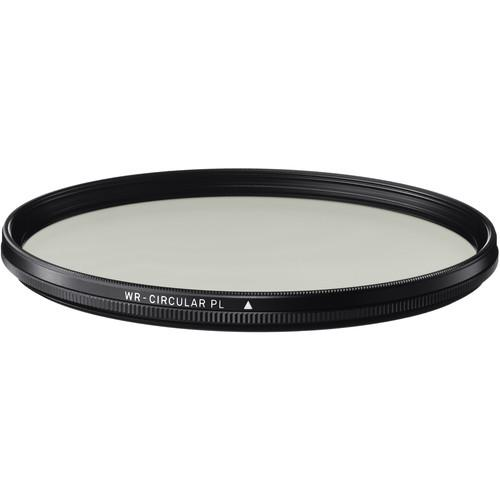 Sigma  82mm WR Circular Polarizer Filter AFH9C0