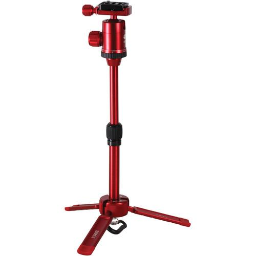 Sirui  3T-35R Table Top Tripod (Red) BSR3T35R